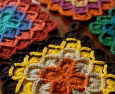Medium crochet