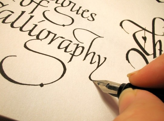 Calligraphy Classes Chicago Calligraphy Dabble