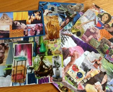 Medium vision collage