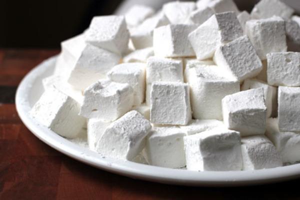 Carousel homemade marshmallows side web