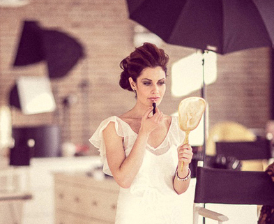 Medium diy bridal makeup