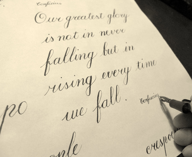 Calligraphy Classes Chicago Calligraphy For Wedding