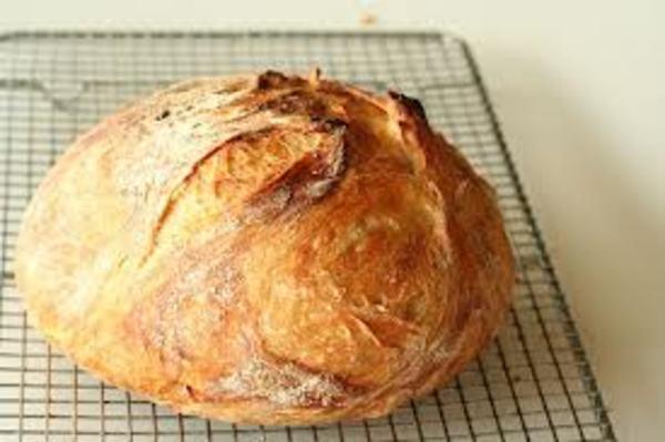 Carousel bread