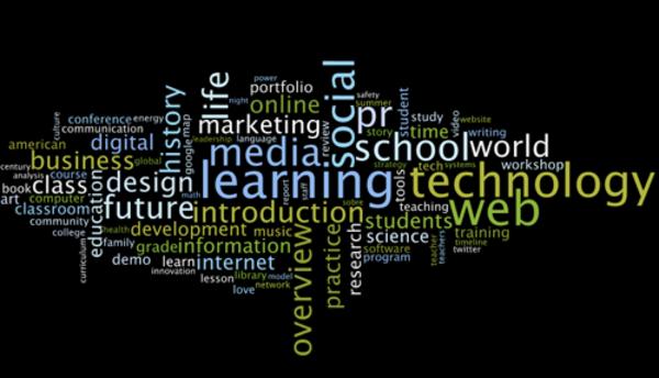 Carousel prezi learning social media technologies in school