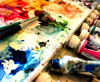 Painting classes chicago bubbles and brushes byob for Painting class chicago