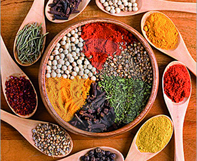 Medium indian spices rev