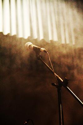 Carousel microphone