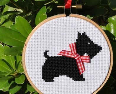 Medium cross stitch