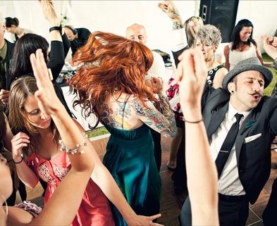 Medium dancing 2