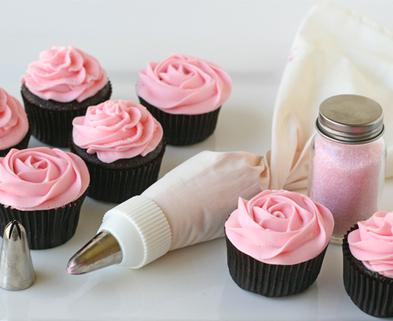 Medium cupcakes