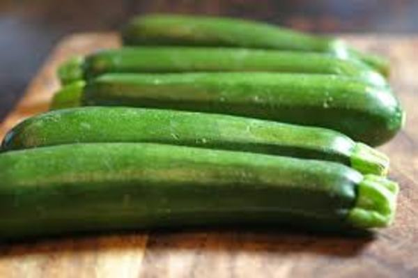Carousel zucchini
