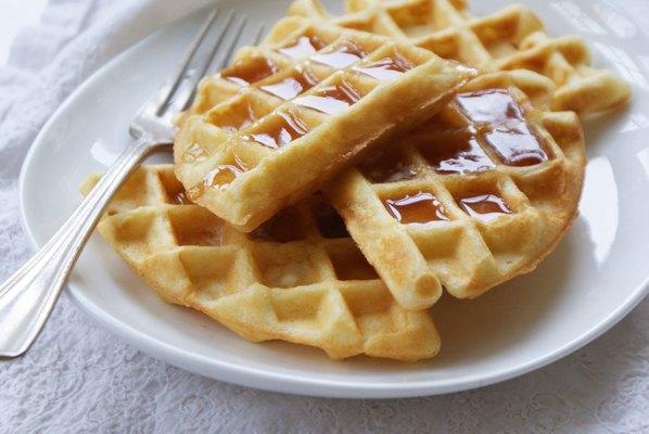 Carousel waffles