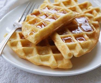 Medium waffles