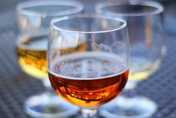 Carousel beer