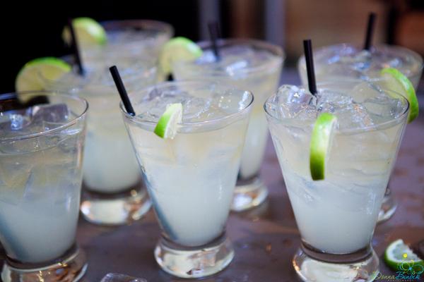 Carousel summer cocktails