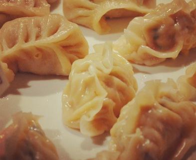 Medium dumplings