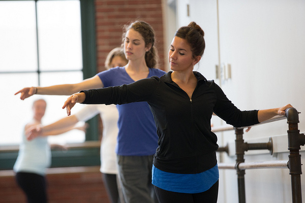 chicago ballet classes for adults