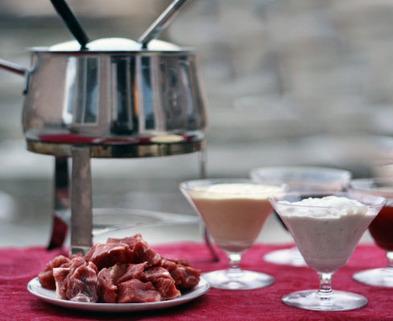 Medium fondue
