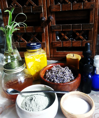 Carousel gaea organic body care ingredients
