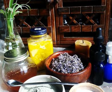 Medium gaea organic body care ingredients