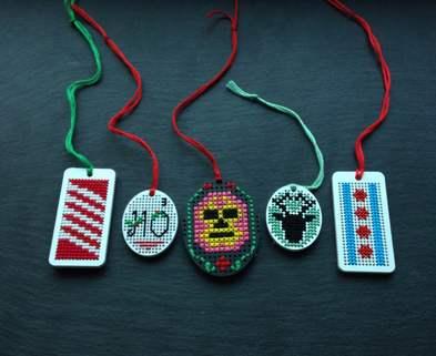 Medium ornaments