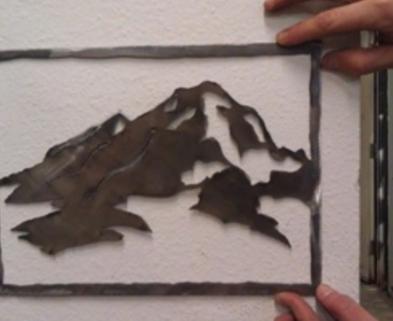 Medium plasma cutting dabble denver metal arts