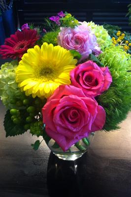 Floral Design Classes Chicago Flower Arranging 101 Dabble