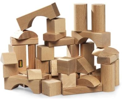 Medium building blocks