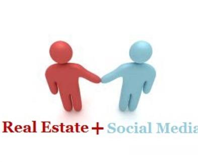 Medium real estate and social media