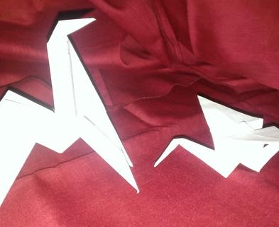 Medium origami bold