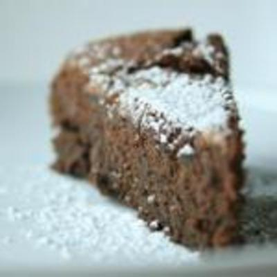 Carousel gluten free choco cake