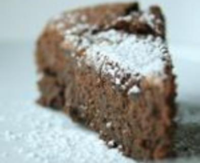 Medium gluten free choco cake