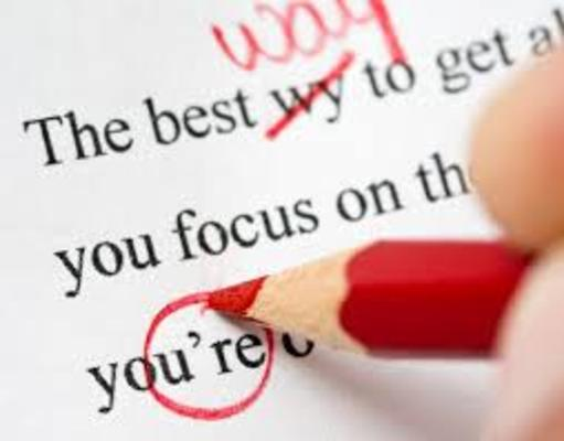 Proofreading Classes Chicago - Learn to Proofread | A Great Second ...