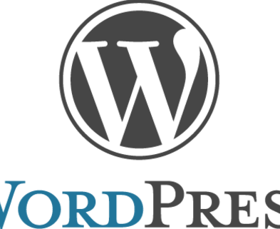 Medium wordpress logo stacked rgb