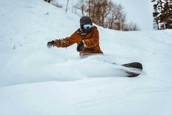 Carousel snowboarding chicago dabble