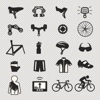 Carousel bikepartgraphic