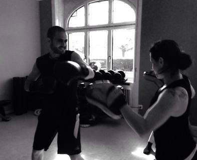 Medium boxing raph twp