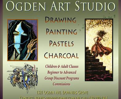 Art Classes Ad Oklahoma City