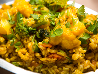 Small_organic_brown_rice_biryani_2
