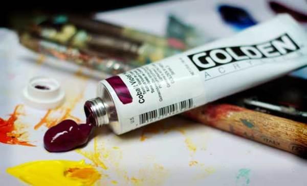 Carousel artist vs student grade paint