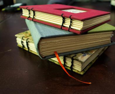 Medium bookbinding 1