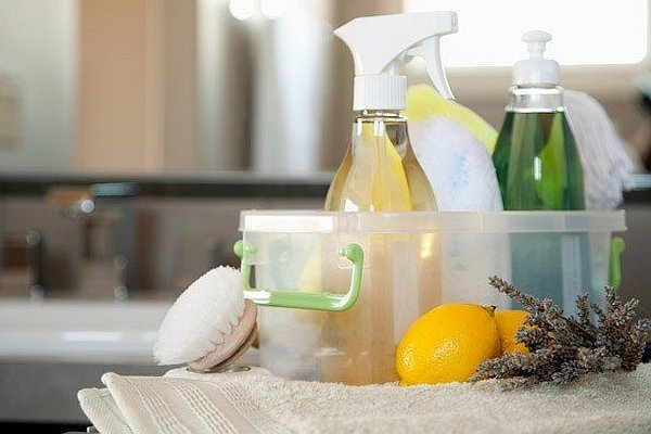 Carousel natural home cleaning products