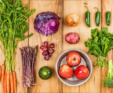 Medium produce