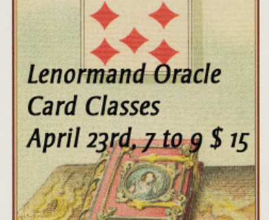 Medium lenormand oracle 10951
