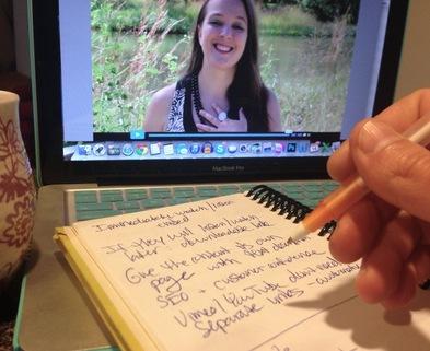 Medium video content creation for solopreneurs