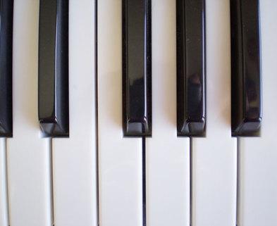 Medium piano notes