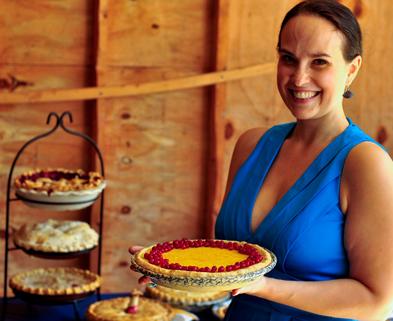 Medium sarah pie