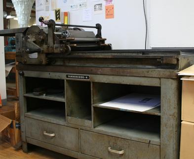 Medium photo letter   press 1