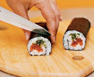 Medium maki roll