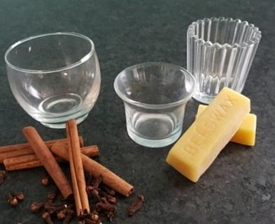 Medium aromacandlemaking